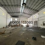 Cho Thuê Nhà Xưởng Hóc Môn 750M Giá Rẻ
