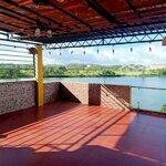Bán Nhà Nghỉ Dưỡng View Sông Giá Hải Phòng