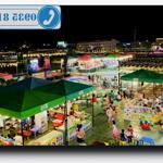 Chợ Đêm Tân An - An Nhơn - Bình Định. Đêm khai trương