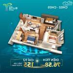 Bán Căn Hộ Chung Cư Tecco Elite City Thái Nguyên, Chiết Khấu 5%, Tặng Nội Thất Tủ Bếp Và Tủ Lạnh Inverter Sam Sung 647Lit.