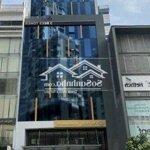 Bán Toà Nhà Vp Mt H.nhat 7.6X20M Lửng+4L Giá 25.4