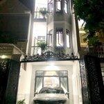 Nhà Hẻm Oto  Nguyễn Bỉnh Khiêm ,4Pn, Đồ Cao Cấp