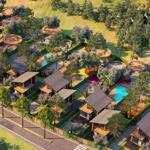 Amy Garden – Quần Thể Biệt Thự Nhà Vườn Nghỉ Dưỡng Ngoại Ô Đà Lạt