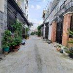 Nhà Vuông Vức 1 Lầu 3 Phòng Ngủ, Hxh An Ninh