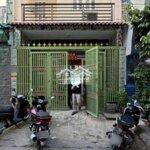 Nhà Sổ Riêng 52M2 Hương Lộ 11 Gần Ubnd Tân Quý Tây