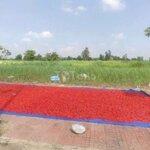 Bán Nền Kề Góc Đường Số 9 Kdc Huyện Vĩnh Thạnh
