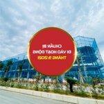 Đất Khu Đô Thị Danko City 96M²