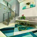 Bán Nhà Hxh Nơ Trang Long, Bình Thạnh, 15.5M2, 2 Lầu, Siêu Đẹp - Siêu Rẻ