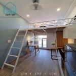 Căn Hộ Dịch Vụ, Mini Duplex - Mới Xây 100% Gần Hvt