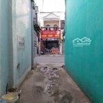 Bán Nhà Riêng Huyện Hóc Môn - Gần Chợ Bà Điểm