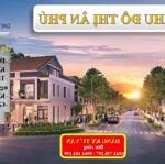 [ Hot ] Chỉ Từ 668 Triệu (30% Gtsp) – Sở Hữu Sổ Đỏ Tại Khu Đô Thị Ân Phú
