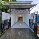 Nhà Mới Xây Mặt Tiền Nguyễn Văn Linh 57M² Giá Rẻ