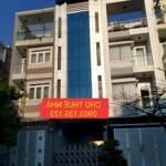 Cho Thuê  Nhà 100M2 Hầm Trệt 3 Lầu=Thang Máy An Phú Quận 2
