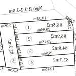 Bán Lô Đất Thôn Sú 2 Xã Lâm Động, Thủy Nguyên . 82- 86M2. Hướng Tây Bắc. Giá 1Xxx Tỷ