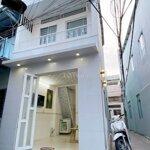 Nhà Mới Xây Góc 2Mt Hẻm 123 Số 170 Tân An Nin Kiều