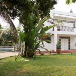 Cho Thuê  Villa 850M2 Hồ Bơi Sân Vườn,1 Trệt 1 Lầu 4Pn Bình An Quận 2