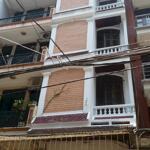 Cho Thuê Nhà Ngõ 9 Trần Quốc Hoàn, 5 Tầng, Mặt Tiền 4M, Đường Vào 8M