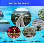 Bán Đất Nền Khu Dân Cư Bến Tràm Đảo Ngọc Phú Quốc