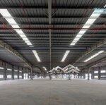 Cho Thuê 2000M2- 5000M2- 8000M2Nhà Xưởng Trong Kcn Lộc An- Bình Sơn, Long Thành, Đồng Nai