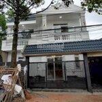 Cần bán nhà mặt tiền Phan Bội Châu, Phú Thọ, TDM, Bình Dương. 1 trệt 1 lầu full nội thất