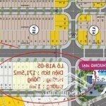 Bán đất nền dự án tại Xã Tam Anh Nam, Núi Thành, Quảng Nam diện tích 171.5m2 giá 1.7 tỷ