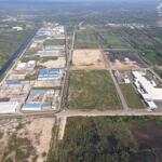 Bán đất kho xưởng khu công nghiệp Tân Đức Đức Hòa Long An diện tích 1ha đến 3ha