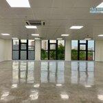 Cần cho thuê 205m2 mặt bằng tòa nhà The Sun - KV Trần Não