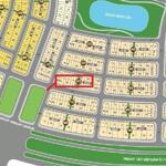 Bán nền Goldenbay 602 khu D6 hướng đông nam đường 20m cạnh quảng trường giá 26,5 triệu/m2