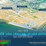 Chỉ còn vài lô đất nền ở khu kinh tế mở Chu Lai- Núi Thành, giá CĐT