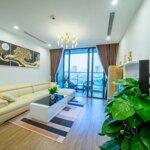 Cho thuê căn hộ 04 phòng ngủ, nội thất mới đẹp tại vinhomes skylake , 156m2. liên hệ: 0904481319
