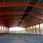 Xưởng mới kcn hải sơn. xưởng1: diện tích: 1.470m2-vp:110m2, xưởng2: diện tích: 2.600m2-vp:120m2, xưởng3: 2.900m2