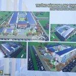 đất huyện chợ gạo 125m²