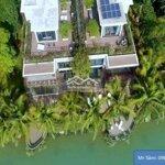 Bán biệt thự đảo ecopark - the island