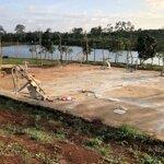 Lô đất đối diện công viên hồ khu hành chính mới