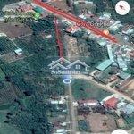 đất dak ha 2.800m² mặt tiền 14m nở hậu 15m