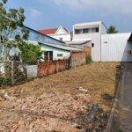 Cần bán đất thổ cư 100% mặt tiền đường ngô đức kế