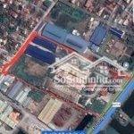 Bán 2.8ha mặt đường quốc lộ 5,tt lai cách,hd làm nhà máy kho xưởng giá rẻ 71 tỷ (2. 5 triệu/m2)