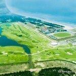 Bán cắt lỗ đất nền biệt thự ven biễn xuân thành,hà tĩnh, giá chỉ 8, 6 triệu/m2 đất