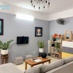Cho thuê chung cư ct2 hoàng cầu, 55m2, 1 phòng ngủ full đồ, giá bán 8 triệu/tháng