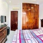 Căn hộ 1 phòng ngủban công rộng, trung tâm q3 bao phí rẻ