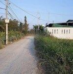 Cần bán đất mặt tiền đường xóm đập phường 6, tp tân an