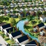 Biệt thự novaworld hồ tràm - villa view trực diện hồ lagoon - hướng mát mẻ - giá bán 6.9 tỷ/căn đơn lập