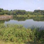 đất mặt hồ cư yên, lương sơn 1392m giá bán 1.79 tỷ