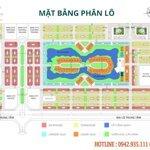 Chính chủ bán nhanh lô đất đẹp nhất dự án v-green city phố nối giá chỉ 8 triệu/m2
