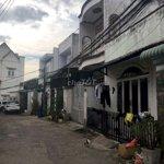 Nhà hẻm xe hơi sát đường làng tăng phú q9