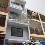 Bán nhà 2mt bàn cờ, p.3, q.3,diện tích4x12m, 4 lầu, hđt 45 triệu/th, giá bán 15 tỷ