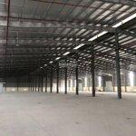 Chính chủ cho thuê gấp kho xưởng ở gần kcn tân quang, diện tích đa dạng, xe conterra vào