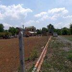 Bán 5 lô đất (mỗi lô 5x20) huyện trảng bom mặt tiề