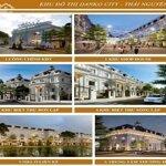 đầu tư đất nền dự án danko city rộng 50ha sinh lời cao tại thái nguyên