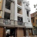 Cho thuê nhà riêng khu trung kính. 120m² * 5 tầng
